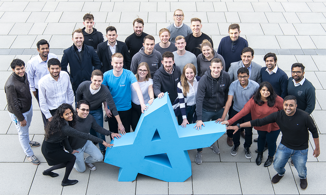 Accelerate 2020 Team