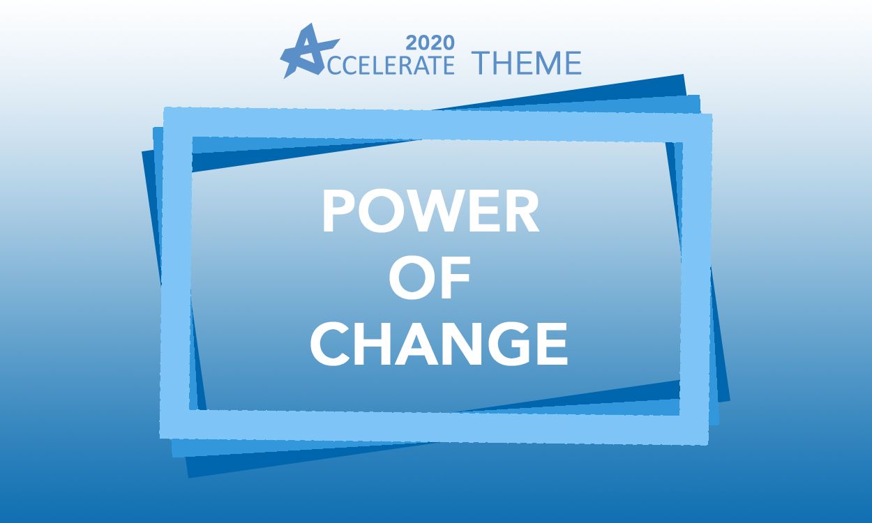 Accelerate 2020 Theme